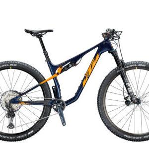 Bicicleta Carbono KTM Scarp MT Glory 1X12 XT/SLX Talla M