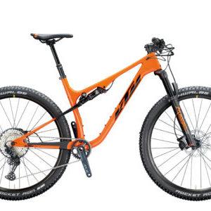 Bicicleta Carbono KTM Scarp MT Elite 1X12 SLX Talla S