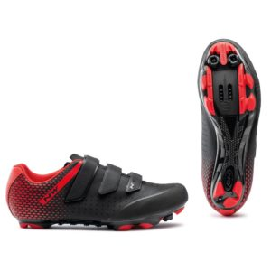 Zapatillas Northwave Origin 2 Negra Roja