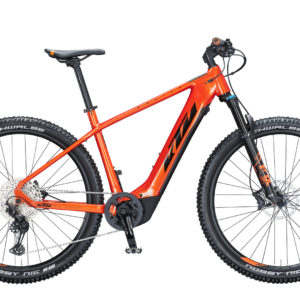 bicicleta de montaña eléctrica ktm macina team 291