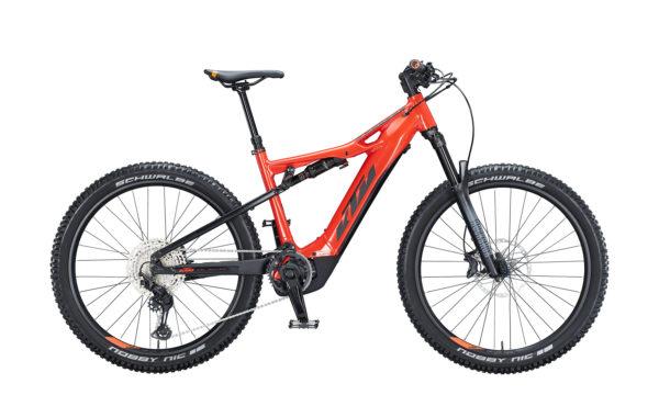 bicicleta montaña eléctrica ktm macina lycan 271