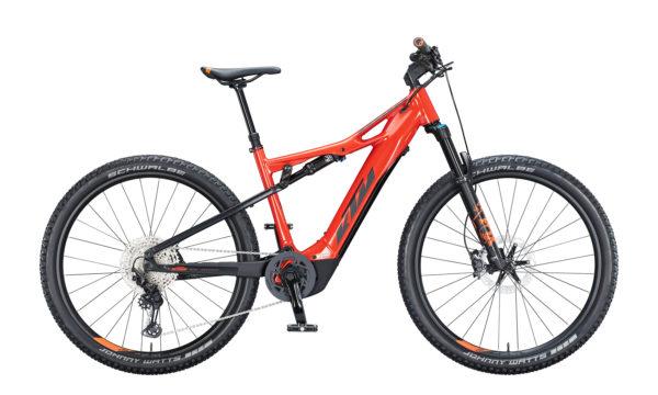 bicicleta de montaña eléctrica ktm macina chacana 291