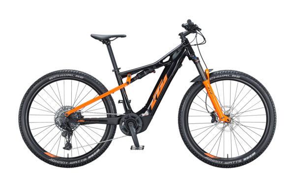 bicicleta de montaña eléctrica ktm macina chacana 293