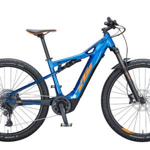 bicicleta de montaña eléctrica ktm macina chacana 294