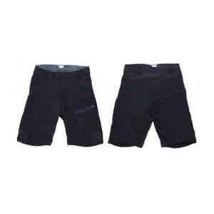 XLC TR-S24 pantalon corto Flowby Enduro negro/gris