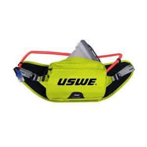 Cinturon de hidratacion USWE Prime Zulo 2 amarillo