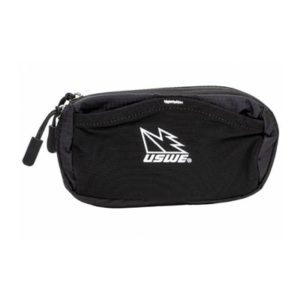 Bolsa USWE pequeña para mochila negra