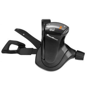 Mando pulsador derecho Sunrace Dlm903 R9-HP 9V negro