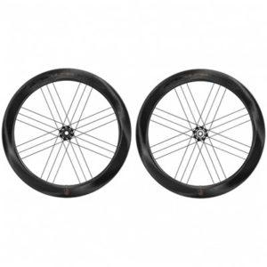 Juego de ruedas Campagnolo Bora Ultra WTO 60 2WF tubeless disco DCS Shimano HG11