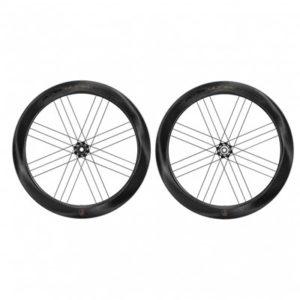Juego de ruedas Campagnolo Bora Ultra WTO 60 2WF tubeless disco DCS Campagnolo N3W