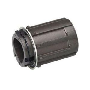 Nucleo Campagnolo Compacto para Shimano HG11 aluminio negro