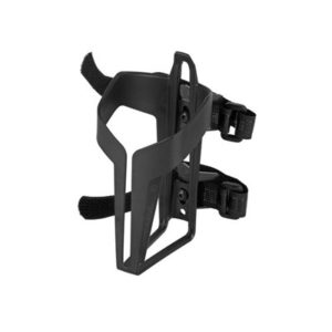 Portabidon SKS Anywhere velocage 145 mm montaje con correas negro mate