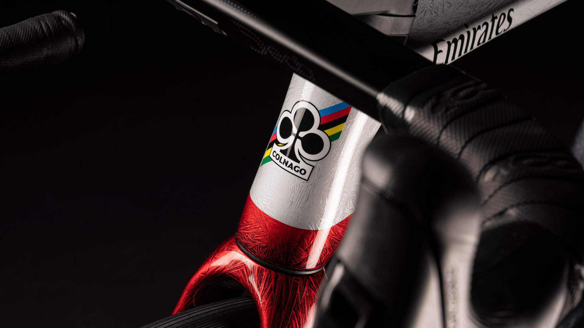 Colnago Ice & Fire V3Rs